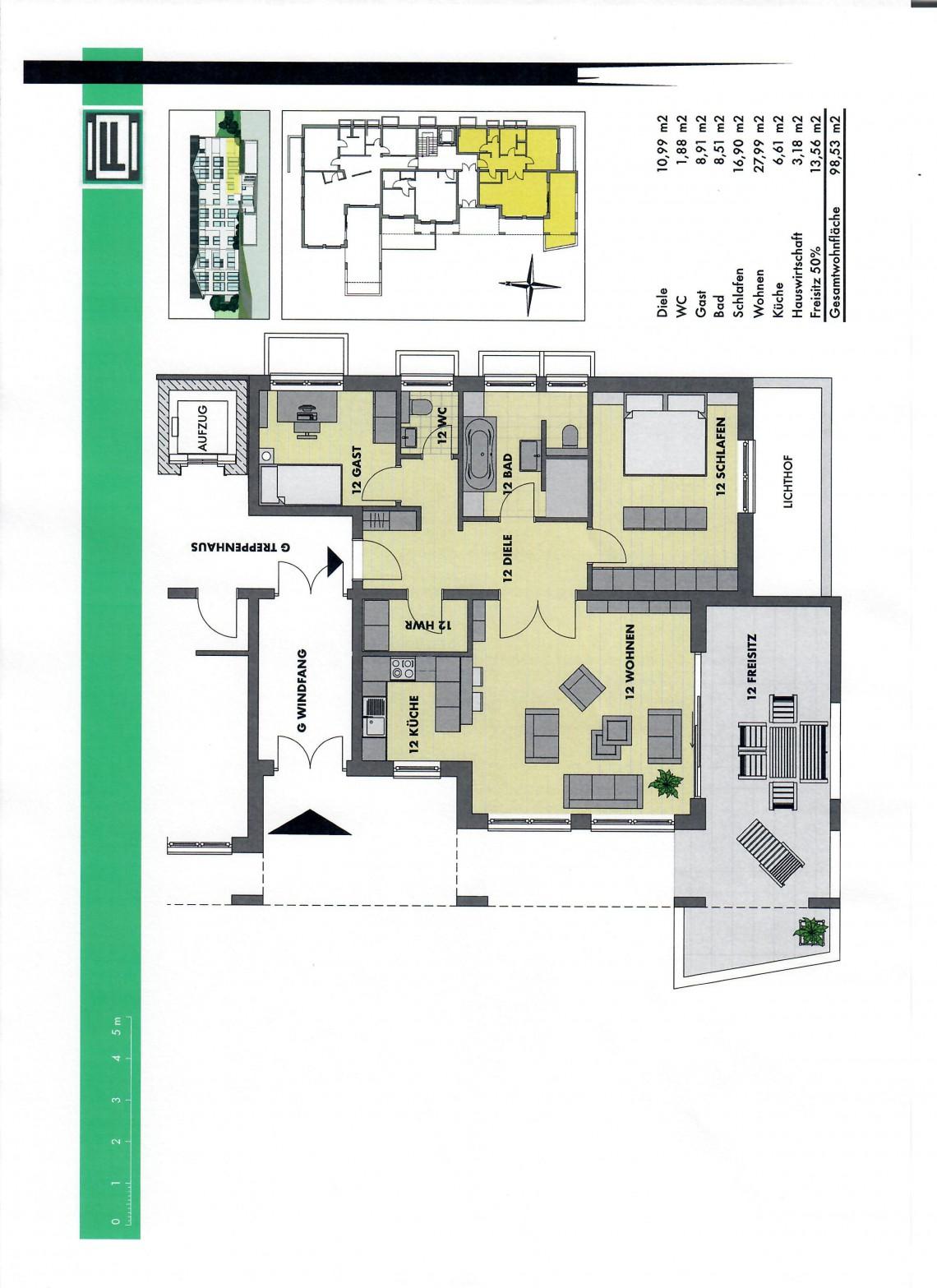 Haus 2 Whg. 12
